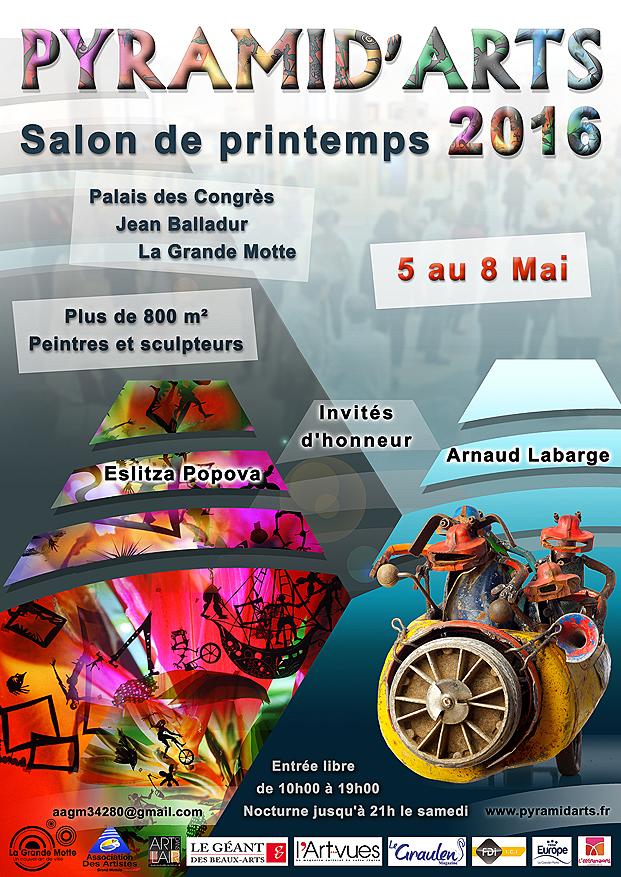 Pyramid'Arts printemps 2016